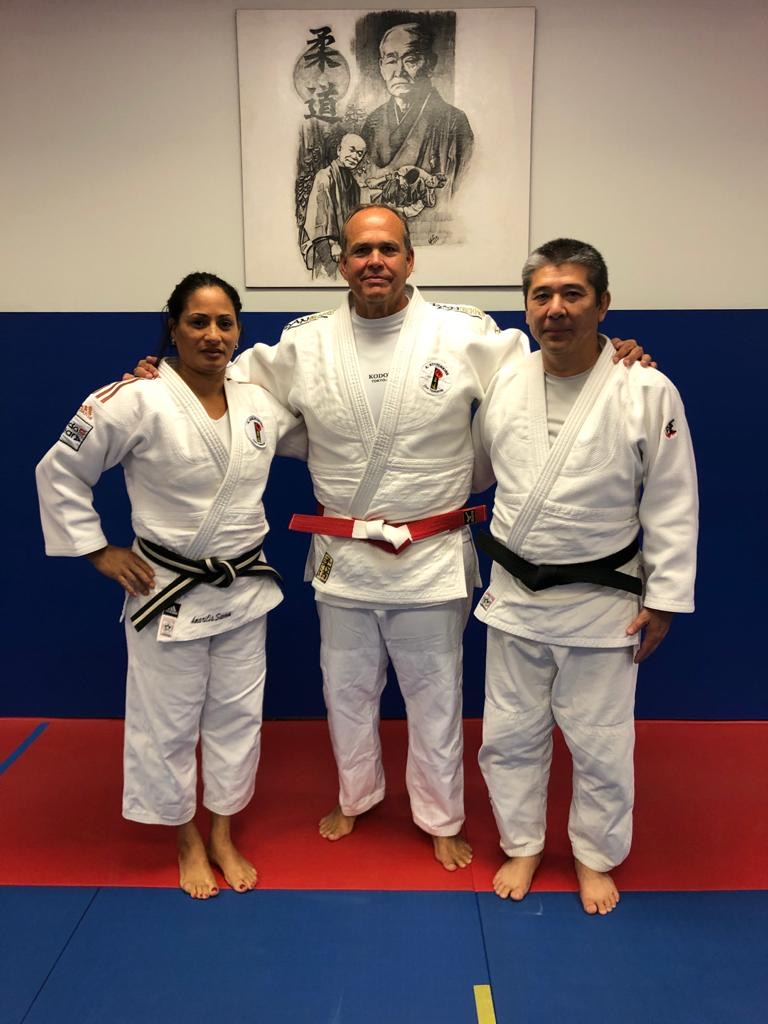 Children's Judo Instructors