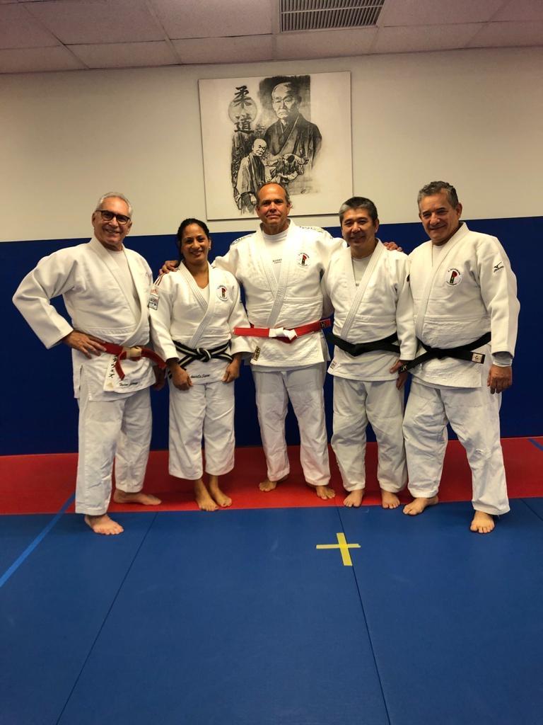 Judo Instructors