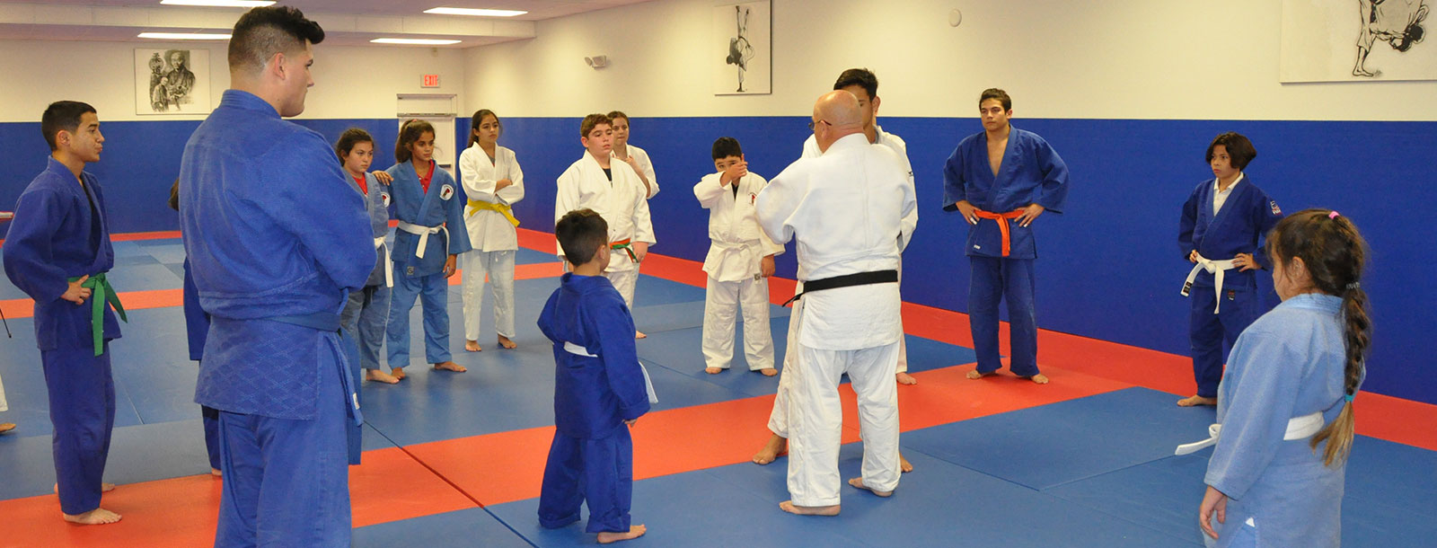 Judo Class for Children